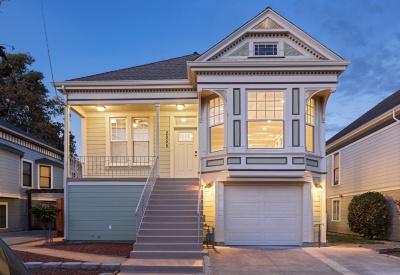 2855 Jackson St, Alameda, California 94501, 5 Bedrooms Bedrooms, ,3 BathroomsBathrooms,Single Family,Active Listings,Jackson,1217