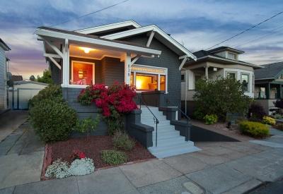 838 Oak St, Alameda, California 94501, 2 Bedrooms Bedrooms, ,1 BathroomBathrooms,Single Family,Active Listings,Oak,1238