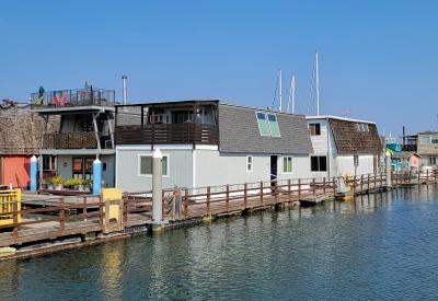 2394 Mariner Square #C1 Dr, Alameda, California 94501, 2 Bedrooms Bedrooms, ,1.5 BathroomsBathrooms,Floating Home,Past Sales,Mariner Square #C1,1258