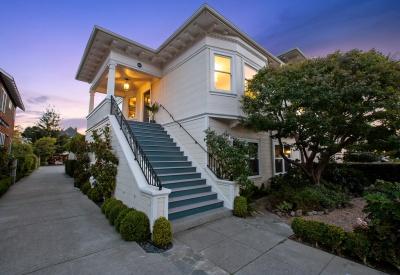 2154 Santa Clara Ave, Alameda, California 94501, 6 Bedrooms Bedrooms, ,4.5 BathroomsBathrooms,Single Family,Active Listings,Santa Clara,1271